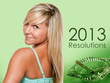 Quitting smoking in 2013?