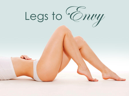 The Secret to Beautiful Legs