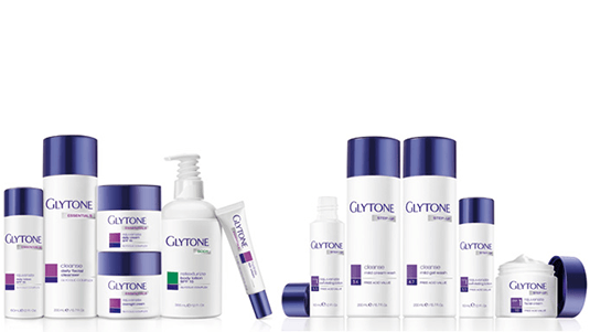 glytone Medical-Grade Skincare Products